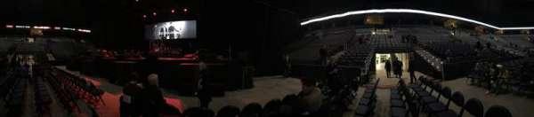 BMO Harris Bradley Center, sección: 1, fila: DDD, asiento: 12