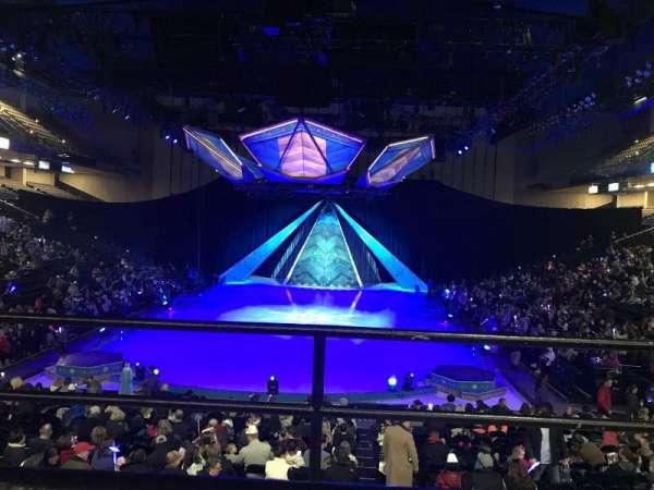 Royal Farms Arena, sección: 229, fila: A, asiento: 1