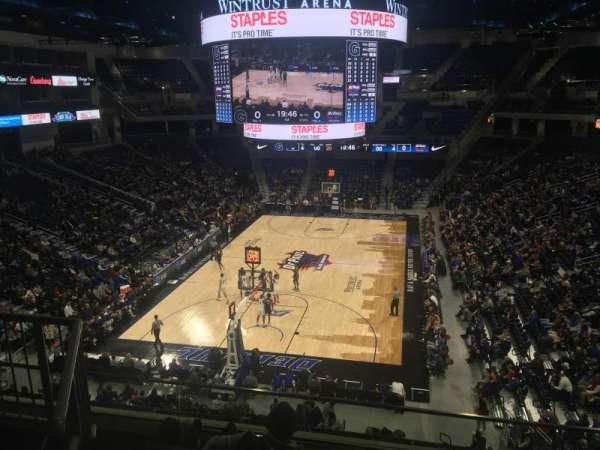 Wintrust Arena, sección: 202, fila: E, asiento: 4