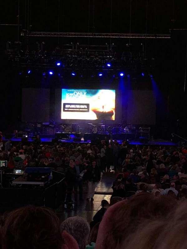 Value City Arena, sección: 131, fila: M, asiento: 1