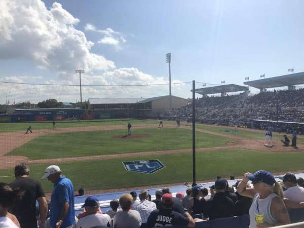 Florida Auto Exchange Stadium, sección: 209, fila: 2, asiento: 12