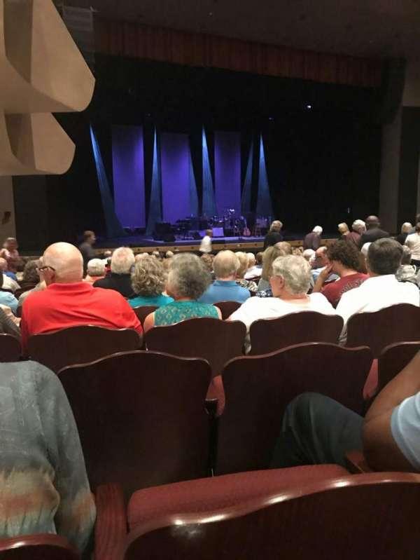 Barbara B. Mann Performing Arts Hall, sección: Orch Lft, fila: T, asiento: 19