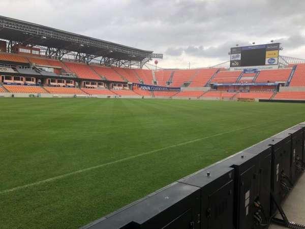 BBVA Stadium, sección: Field