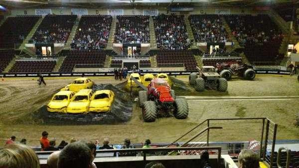 Cross Insurance Arena, sección: V, fila: 15, asiento: 3