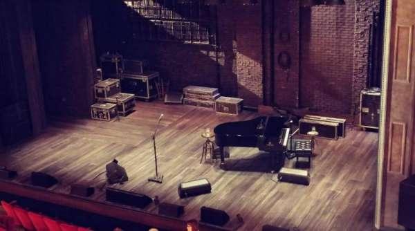 Walter Kerr Theatre, sección: Mezz, fila: E, asiento: 14