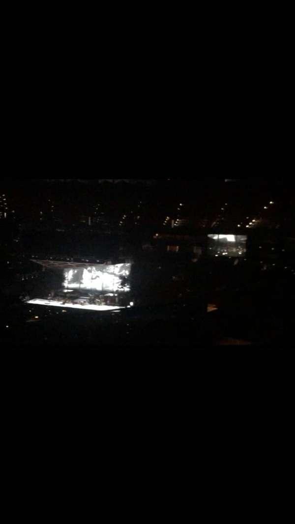 TD Garden, sección: Bal 305, fila: 1