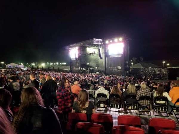 FivePoint Amphitheater, sección: Terrace 301, fila: 5, asiento: 42