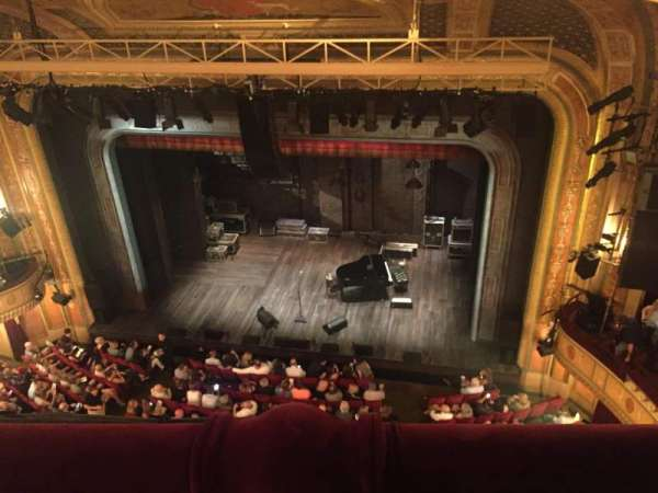 Walter Kerr Theatre, sección: Balcony Rght, fila: A, asiento: 14