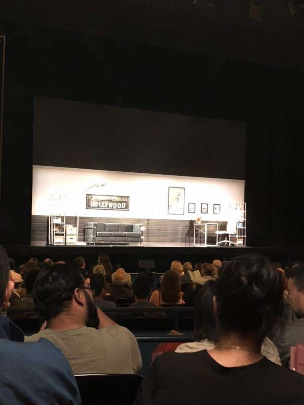 Curran Theater, sección: Orchestra, fila: S, asiento: 15