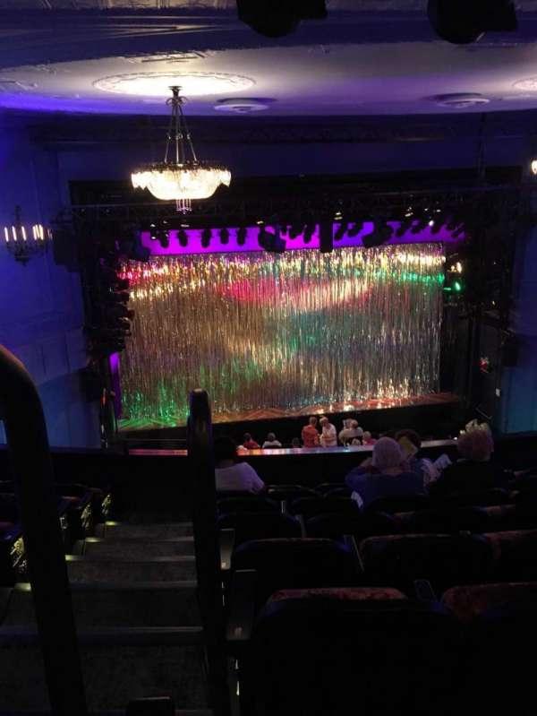Hayes Theater, sección: Mezzanine C, fila: H, asiento: 114
