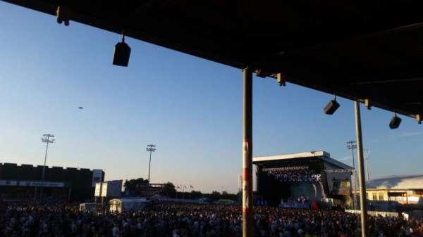 Zip World Stadium, sección: C SOUTH, fila: R, asiento: 51