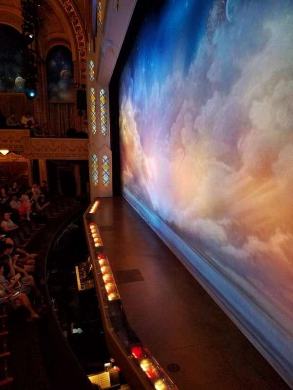 Eugene O'Neill Theatre, sección: RT Box 1, fila: A, asiento: 1 and 2