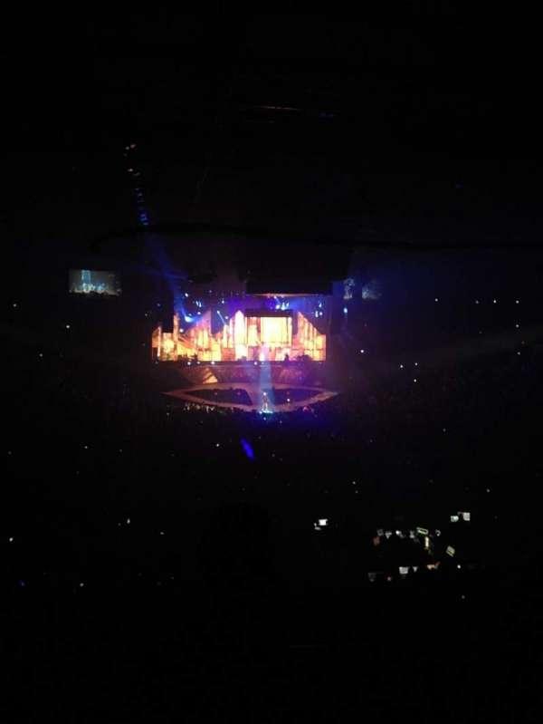 Pechanga Arena, sección: T20A, fila: 7, asiento: 12