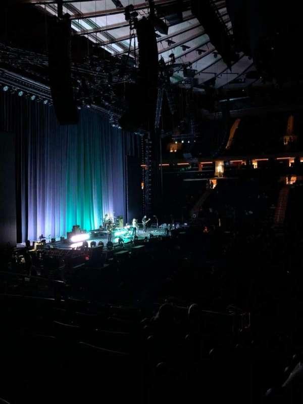 Madison Square Garden, sección: 117, fila: 11, asiento: 7