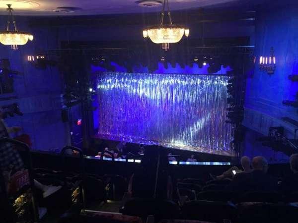 Hayes Theater, sección: Mezzanine R, fila: G, asiento: 2