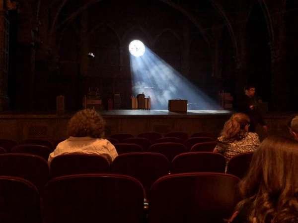 Lyric Theatre, sección: OrchestraLF, fila: F , asiento: 9 and 11
