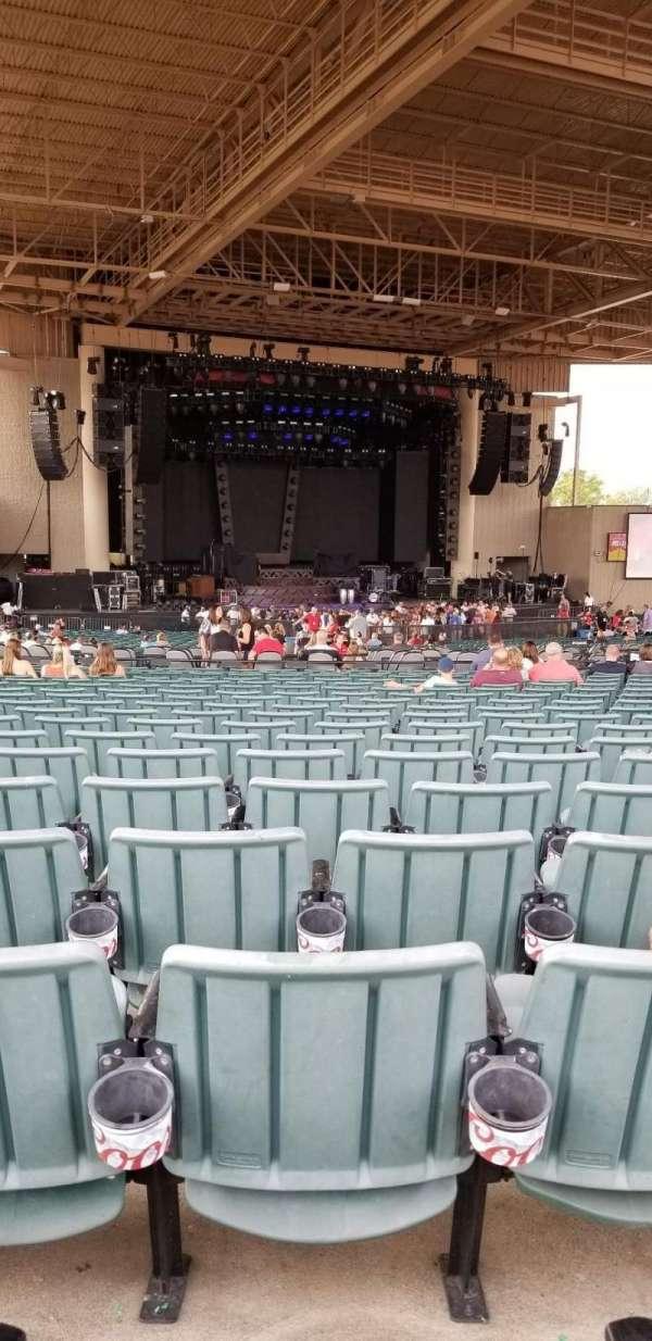 Ruoff Home Mortgage Music Center, sección: E, fila: X, asiento: 14