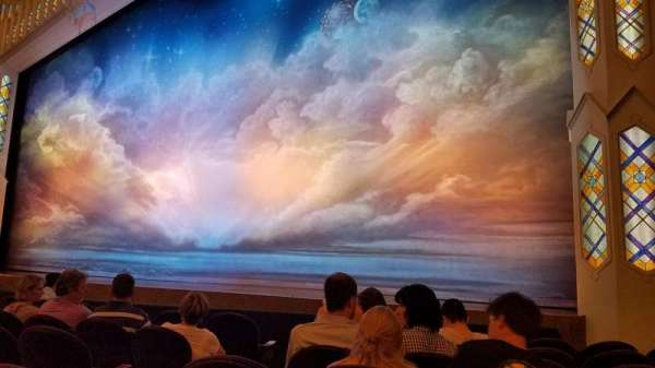 Eugene O'Neill Theatre, sección: orchestra right, fila: g, asiento: 8