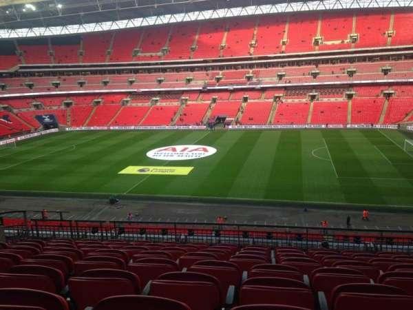 Wembley Stadium, sección: 226, fila: 16, asiento: 285
