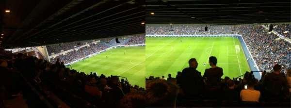 Ibrox Stadium, sección: CD2, fila: Z, asiento: 0059