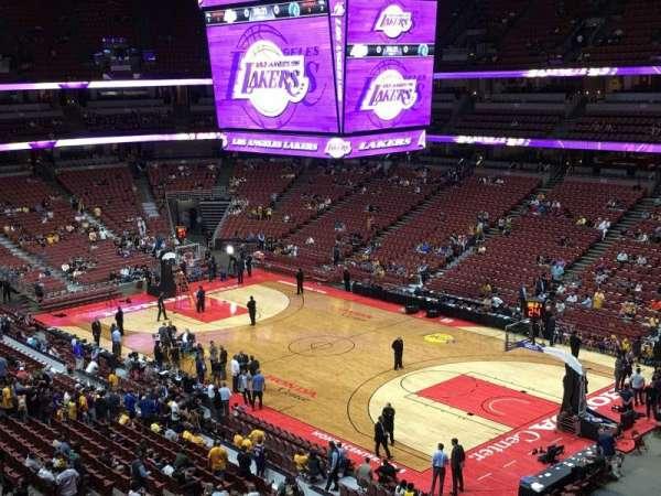 Honda Center, sección: 428, fila: A, asiento: 15