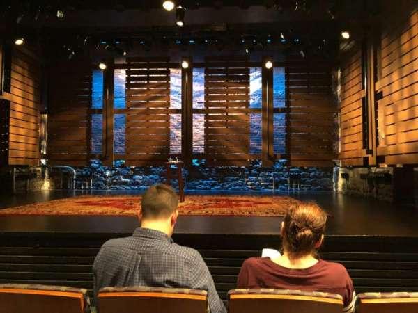 Cherry Lane Theatre, sección: Orch, fila: C, asiento: 6