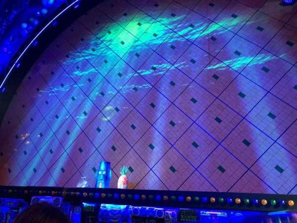Palace Theatre (Broadway), sección: Orchestra, fila: C, asiento: 114