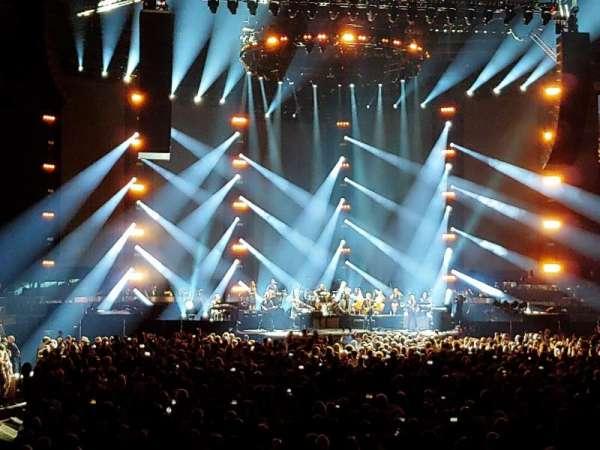 Madison Square Garden, sección: 120, fila: 6, asiento: 14