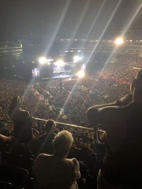 Gillette Stadium, sección: 301, fila: 11, asiento: 3