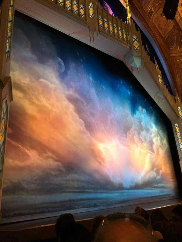 Eugene O'Neill Theatre, sección: Orchestra Left, fila: D, asiento: 15