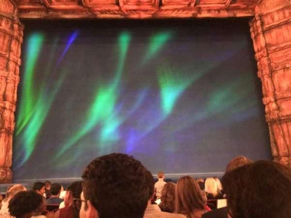 St. James Theatre, sección: ORCHC, fila: H, asiento: 108