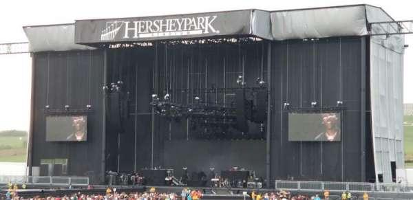 Hershey Park Stadium, sección: 30, fila: D, asiento: 15