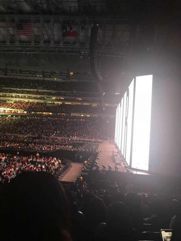 NRG Stadium, sección: 123, fila: Z, asiento: 21