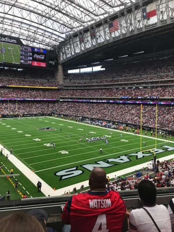 NRG Stadium, sección: 355, fila: C, asiento: 11