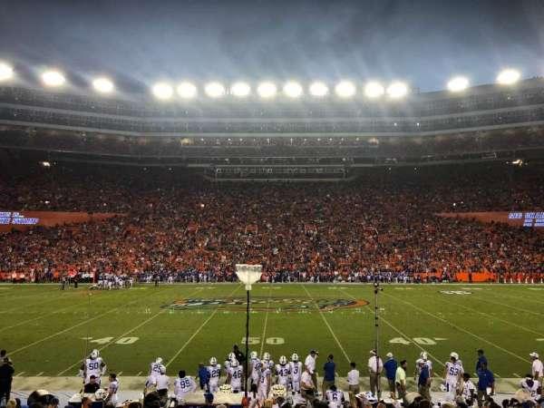 Ben Hill Griffin Stadium, sección: 38, fila: 19, asiento: 29
