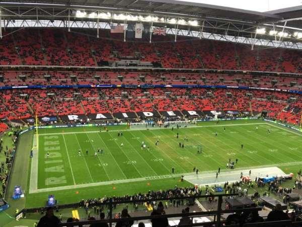 Wembley Stadium , sección: 504, fila: 17, asiento: 107