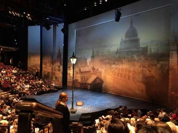 Vivian Beaumont Theater, sección: Orch, fila: N, asiento: 501
