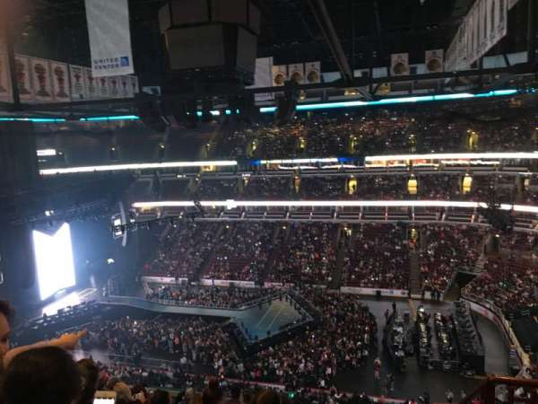 United Center, sección: 316, fila: 10, asiento: 2