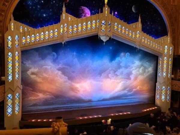 Eugene O'Neill Theatre, sección: Mezzanine, fila: A, asiento: 1