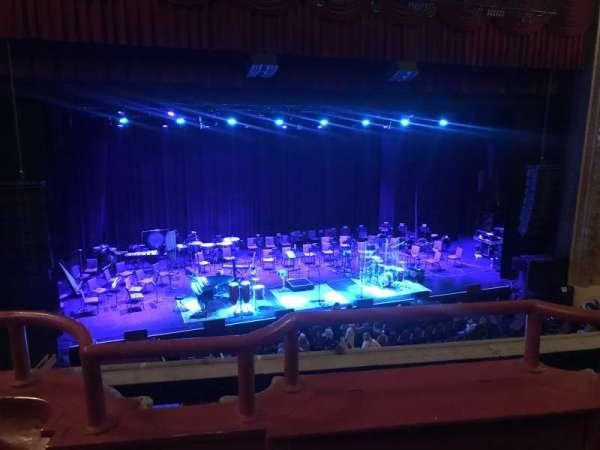Chicago Theatre, sección: LOGE3L, fila: BB, asiento: 315