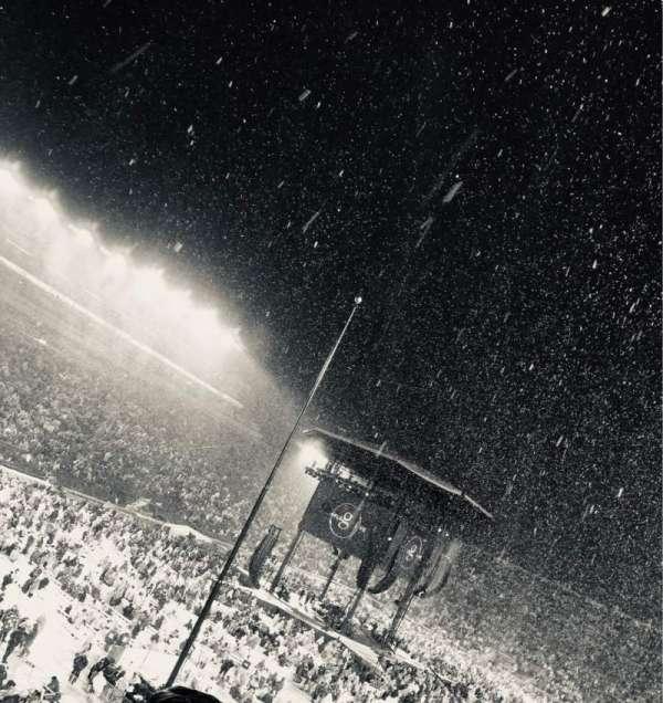 Notre Dame Stadium, sección: 16, fila: 52, asiento: 8