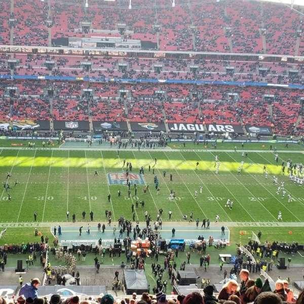 Wembley Stadium, sección: 501, fila: 24, asiento: 27