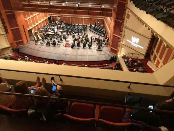 Uihlein Hall, sección: Balcony, fila: C, asiento: 42
