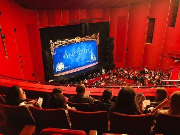 The Kennedy Center Opera House, sección: T2, fila: D, asiento: 9