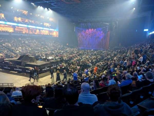 PPL Center, sección: 108, fila: 15, asiento: 12