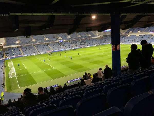 Ibrox Stadium, sección: MRS, fila: H