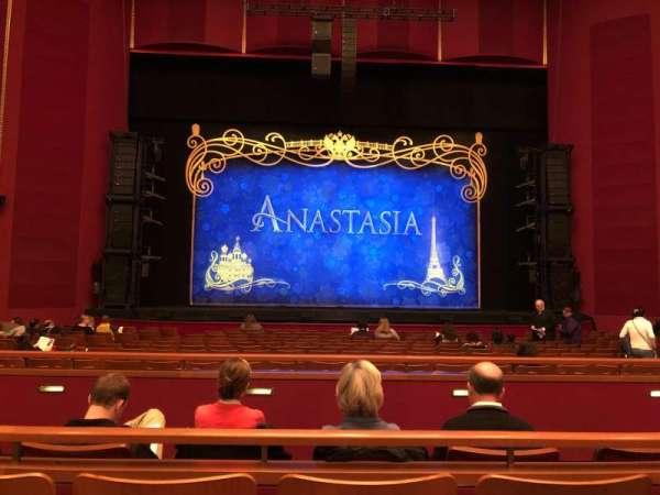 The Kennedy Center Opera House, sección: Orch, fila: U, asiento: 117