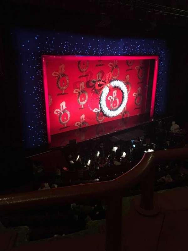 Chicago Theatre, sección: Loge2L, fila: AA, asiento: 213