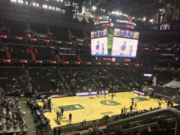 Capital One Arena, sección: 212, fila: E, asiento: 12