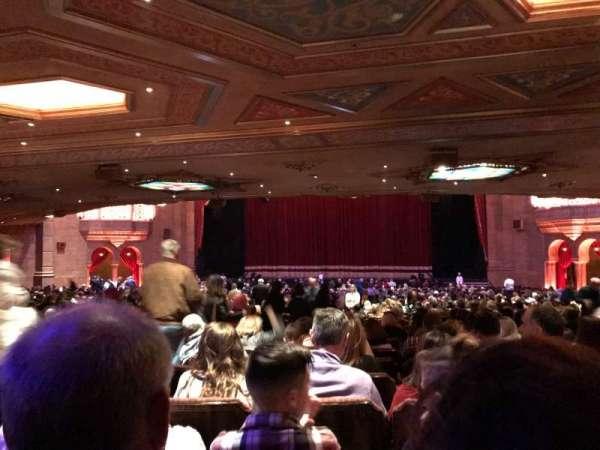 Fox Theatre (Atlanta), sección: Orchestra, fila: RR, asiento: 58